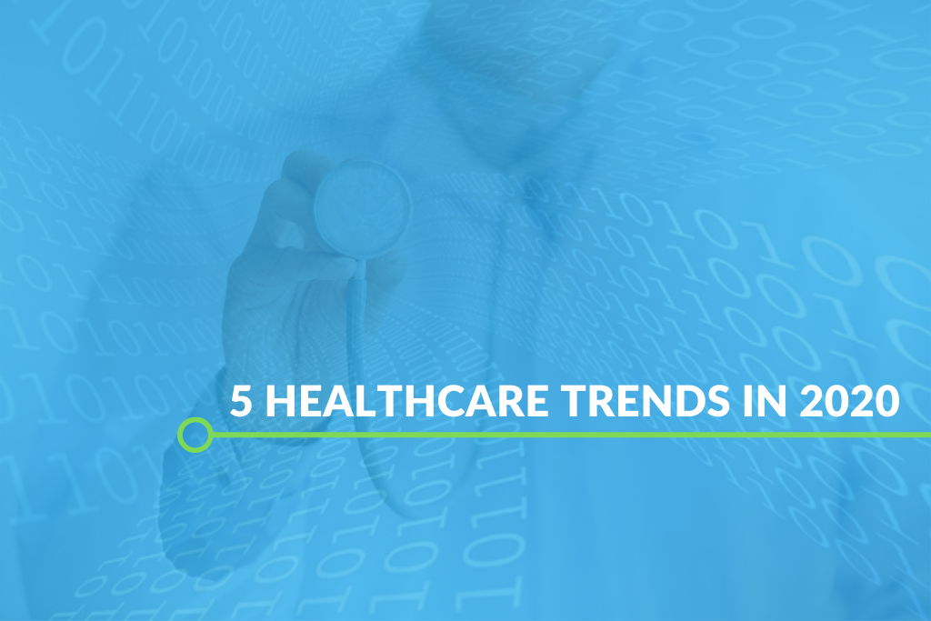 5 Healthcare Trends in 2020